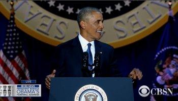 Obamas Abschiedsrede