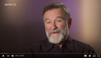 Robin Williams, viel mehr als witzig