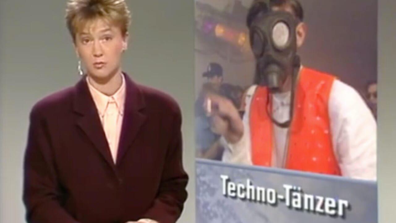 Techno-Tänzer SWR Bericht