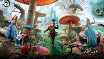 Alice im Wunderland - Filme die die Fantasie anregen