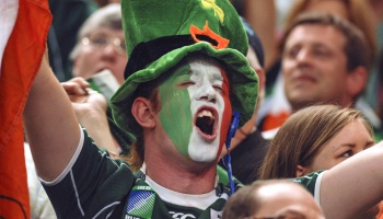 Best of irish Fans. so toll sind die irischen Fans