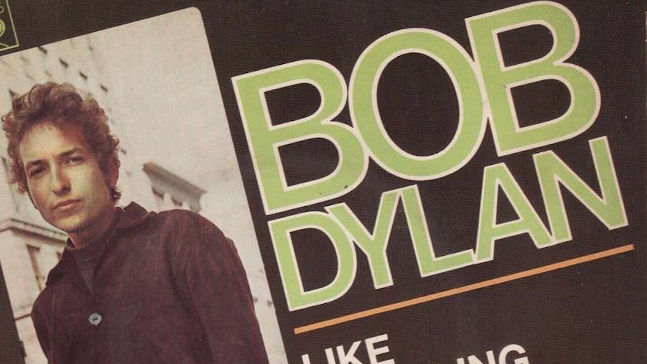 Like A Rolling Stone - cooles Musikvideo von Bob Dylan