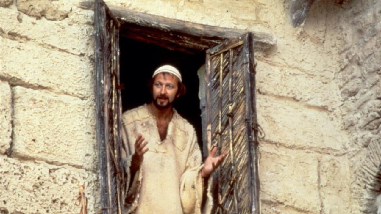 """Das Leben des Brian veralbert die Geschichte des """"Mesias"""""""