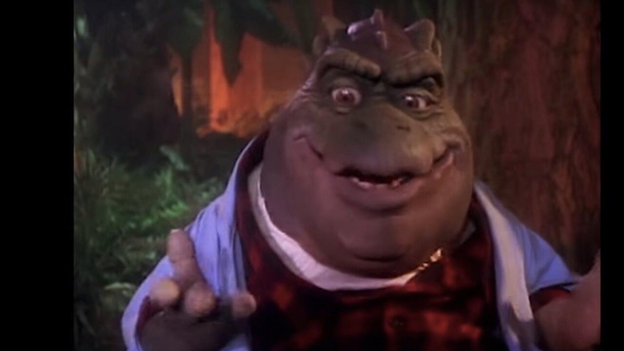 """Mit dem Footage der Serie """"Die Dinos"""" schnitt Twitter user Benjaminrrrrr ein Video zum Song """"Hypnotize"""" von The Notorious B.I.G."""