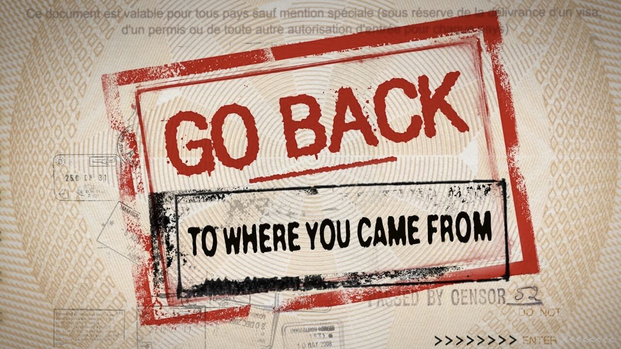 Go Back To Where You Came From – gute australische TV-Show