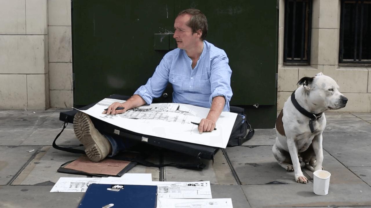 John and George | einfühlsames Kurzporträt über einen Heroinabbhängigen