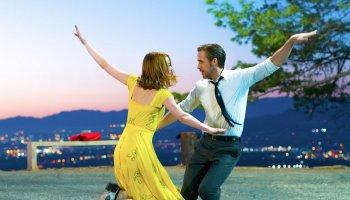 Gosling und Stone in La La Land
