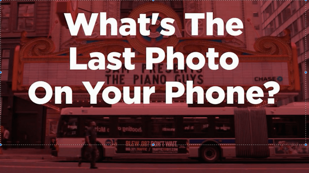 """Jede Folge von """"Last Photo on your phone"""" bringt mit einer simplen Frage lustige sowie emotionale Geschichten von unterschiedlichsten Menschen zum Vorschein."""
