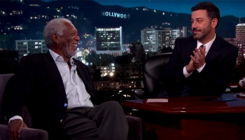 Wenn Morgan Freeman kommentiert, wird alles zum Film