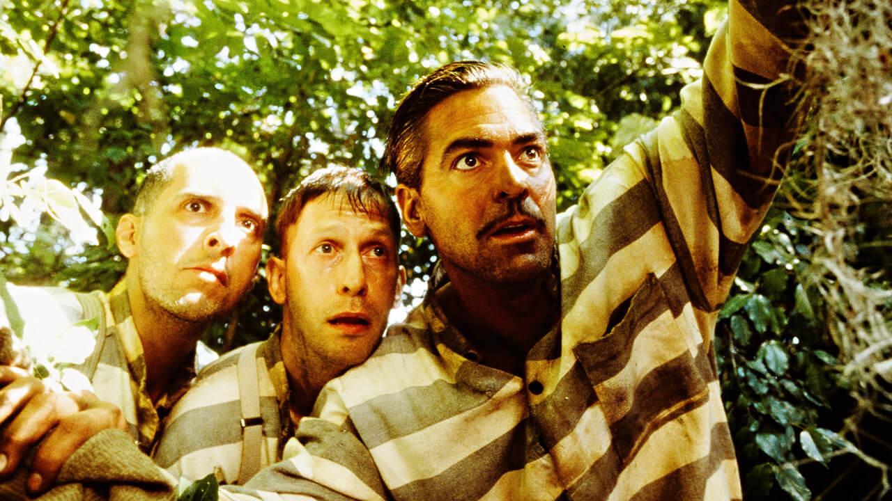 O Brother, Where Art Thou? - Schräge Komödie der Coen-Brüder mit George Clooney
