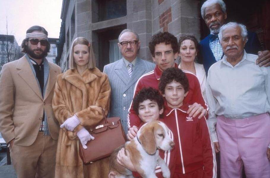 10 Film-Familien Royal Tenenbaums