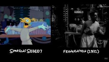 The Simpsons vs The Original