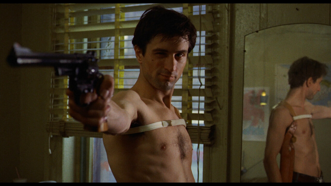 Martin Scorseses Taxi Driver