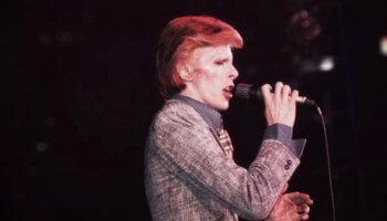 arte zum Todestag von David Bowie