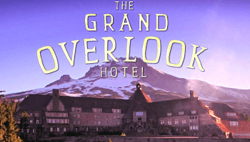 Steven Ramsden's trailer 'The Grand Overlook Hotel' will definitely open your eyes and blow your minds.