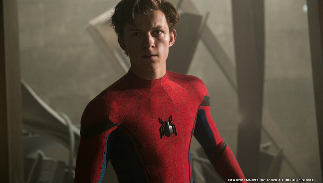 Spider-Man Homecoming Lieferheld