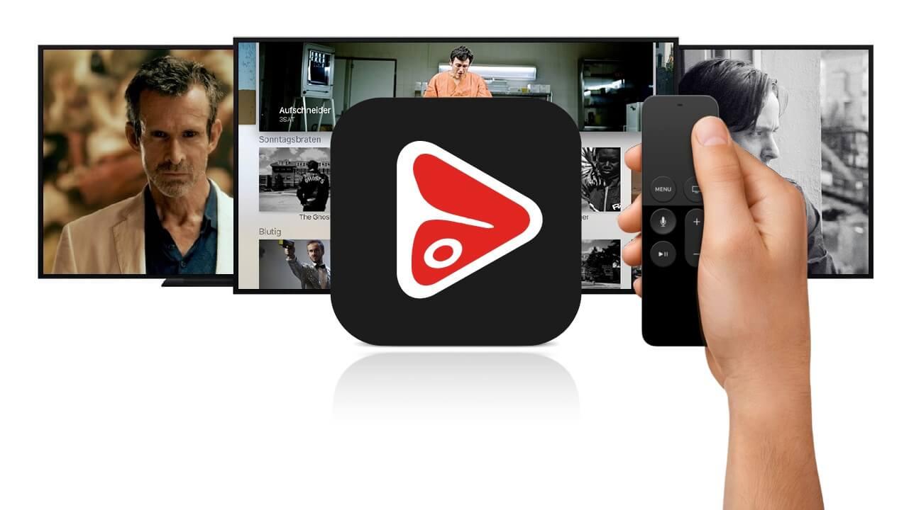 Die Mediasteak-App für das Apple TV 4 kommt voraussichtlich im August auf den Markt.