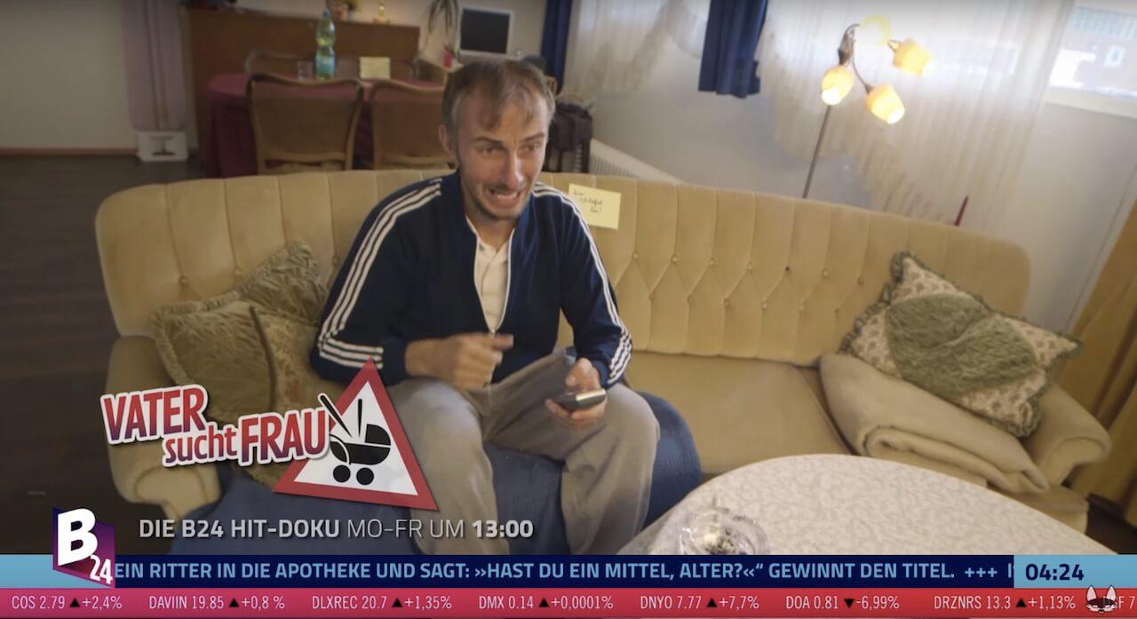 """Jan Böhmermann im neuen Beginner-Video """"Es war einmal"""""""