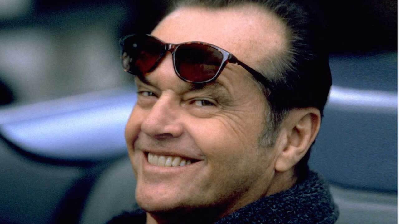Jack Nickolson ist vertreten in der Liste Arschlöcher im Film