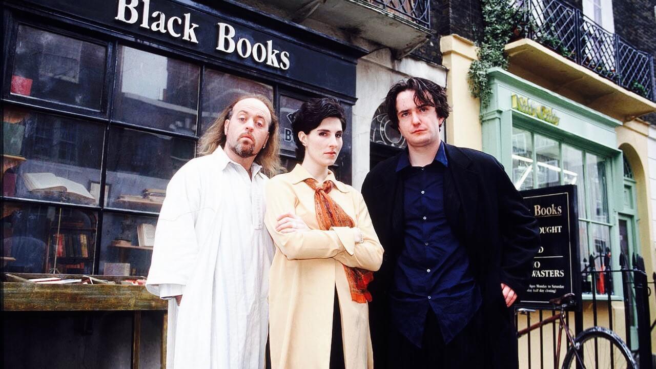 black books - britische serie
