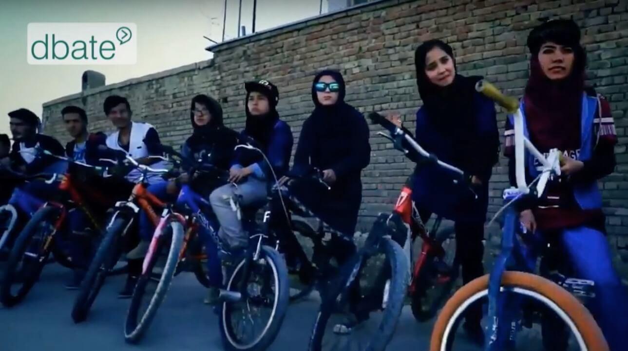 Drop and Ride: BMX-Club von Kabul