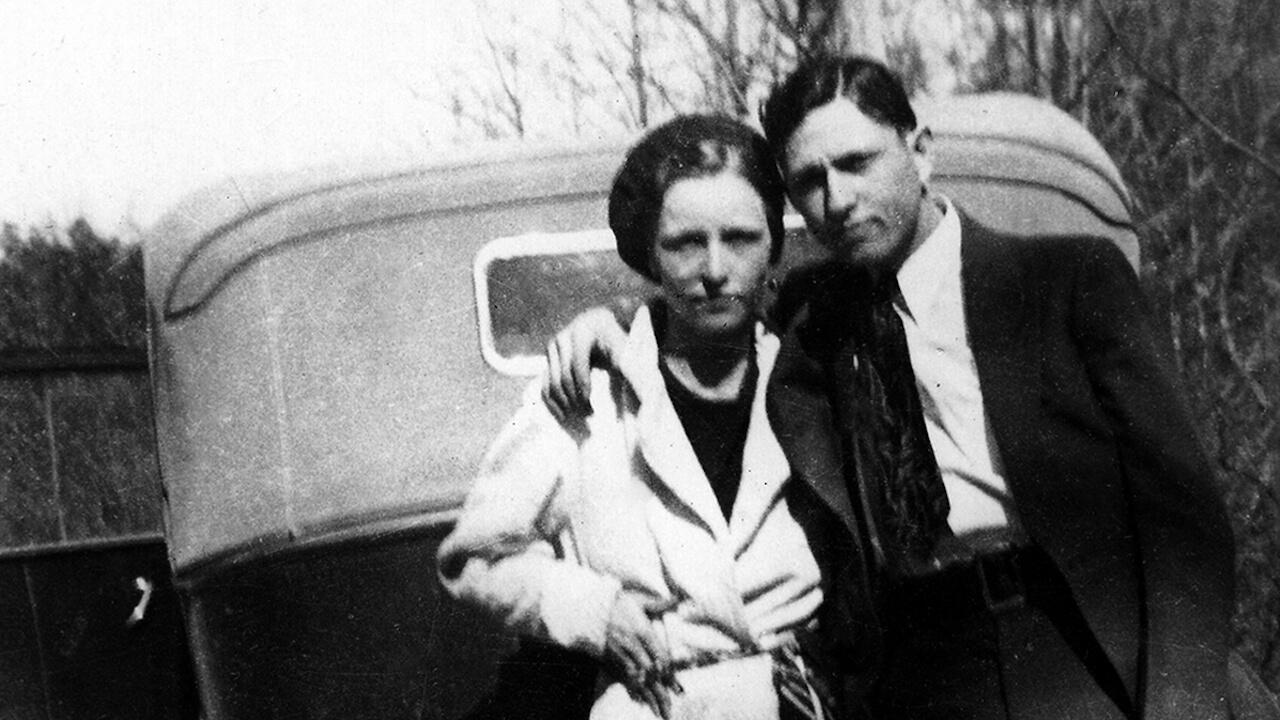 Die Geschichte von Bonnie und Clyde