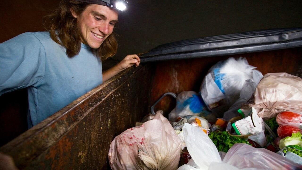 Containern Doku über Essen aus der Tonne