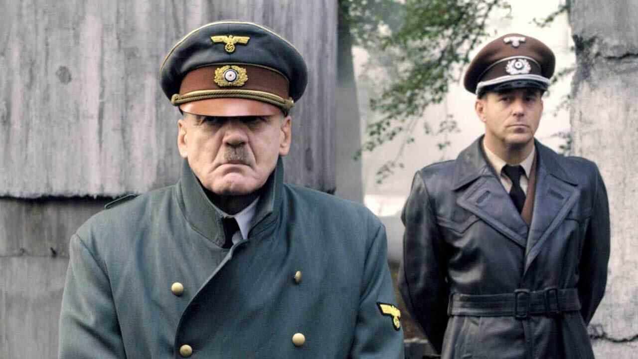 Der Untergang – Film über die letzten Tage des Zweiten Weltkrieges