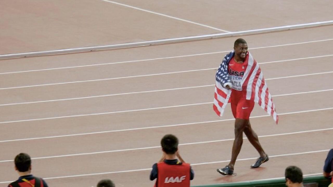 Die Doping Doku zeigt, dass auch der US-amerikanische Leichtathlet Justin Gatlin in die 'Dopingspirale' geriet.