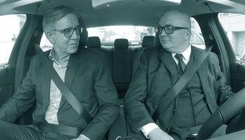 Fahrbereitschaft – Wenn Thadeusz Politiker fährt – Dietmar Bartsch