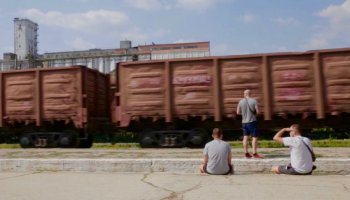Doku-Trailer: Grenzgebiet – Trainwriting-Tour durch Osteuropa