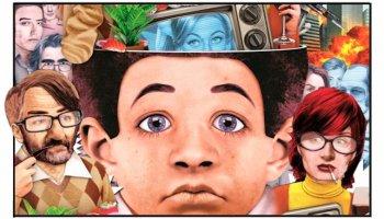 In der Comic-Serie 'Karl' wird uns die Misere eines 12-jährigen Jungen erzählt, der versucht, sich in der hinverbrannten Erwachsenenwelt zurecht zu finden.