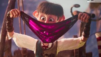 Im Kurzfilm 'Naughty Princess' im dreamworks'esken Animationsstil geht es um Schlüppis und um eine wichtige Botschaft an die digitale Welt.