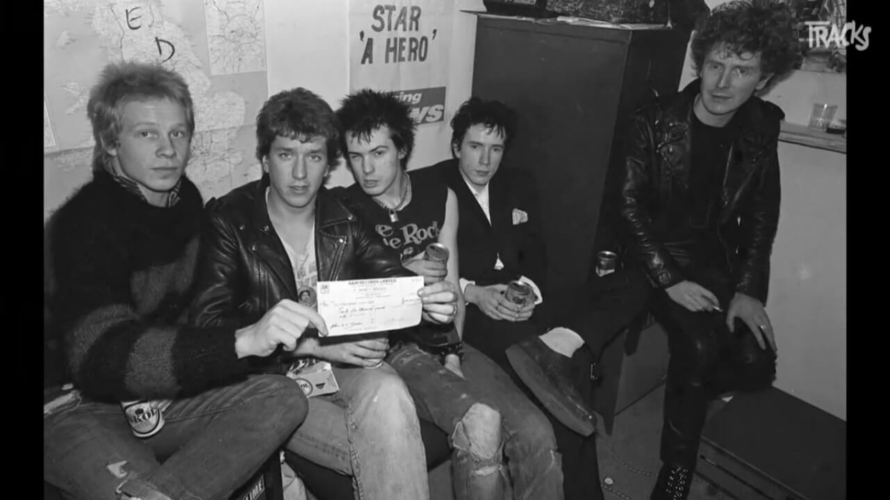 Die Sex Pistols - Screenshot arte