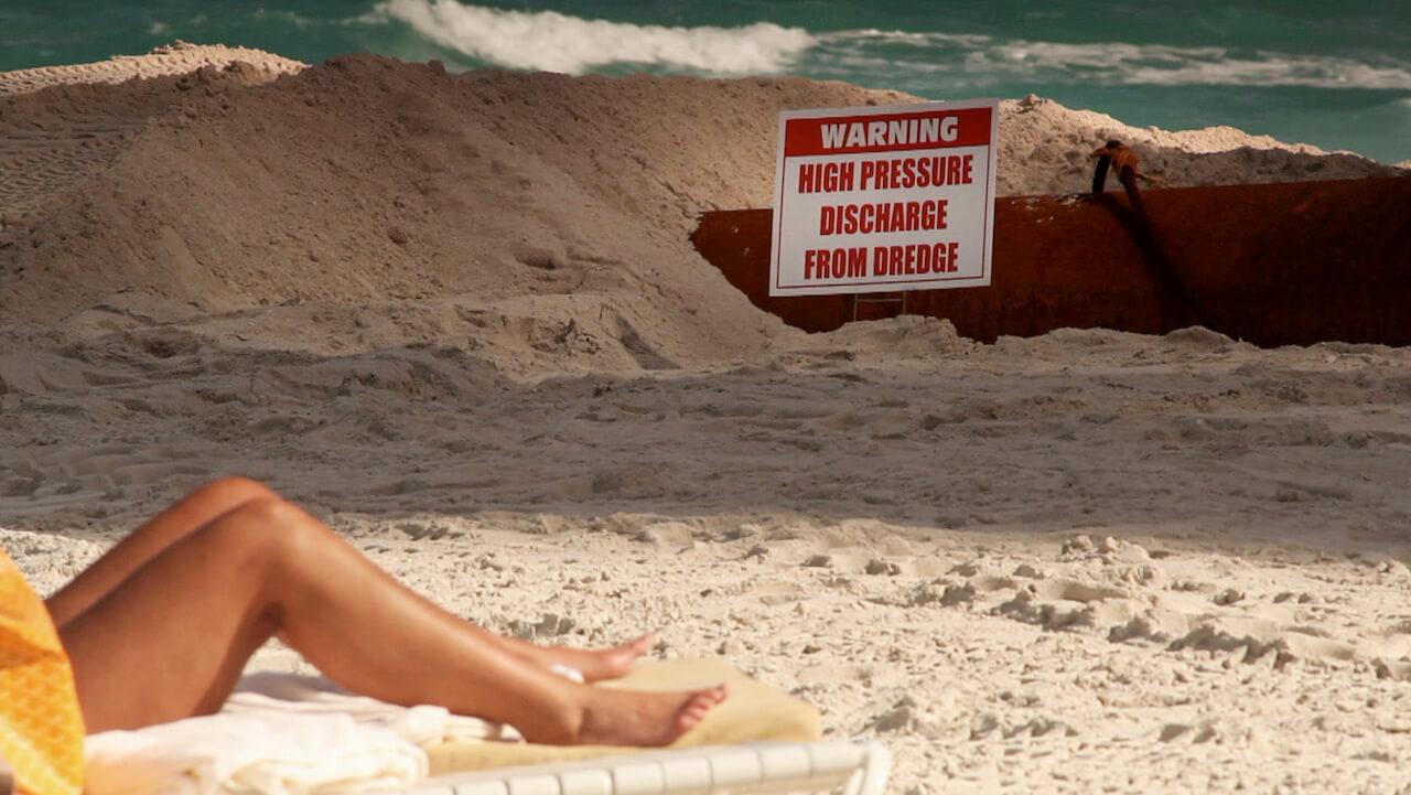 Sand - Die neue Umweltzeitbombe