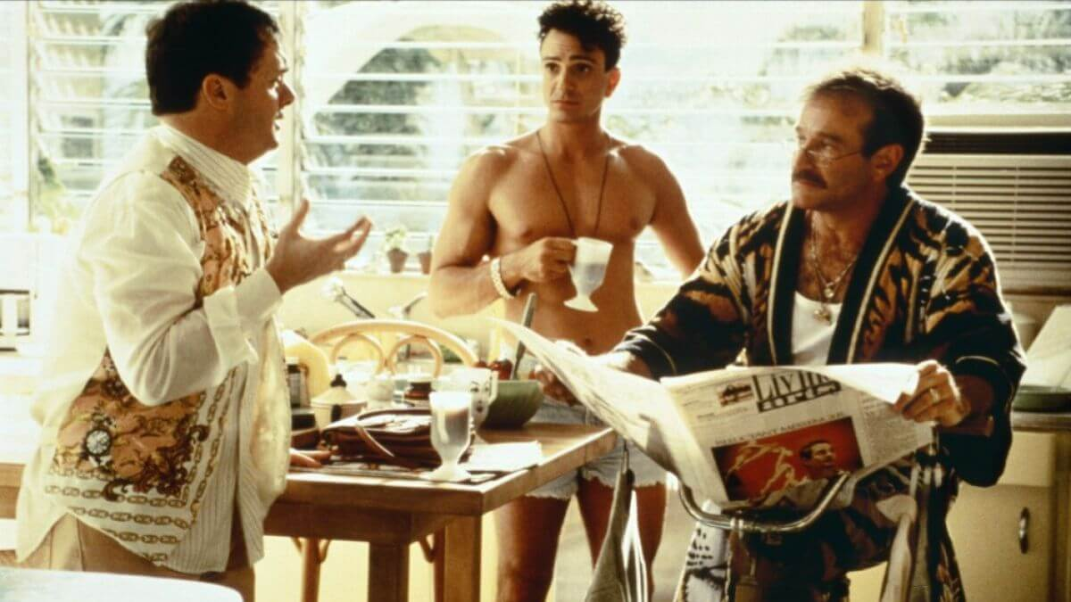 Schwule im Film: The Birdcage mit Robin Williams