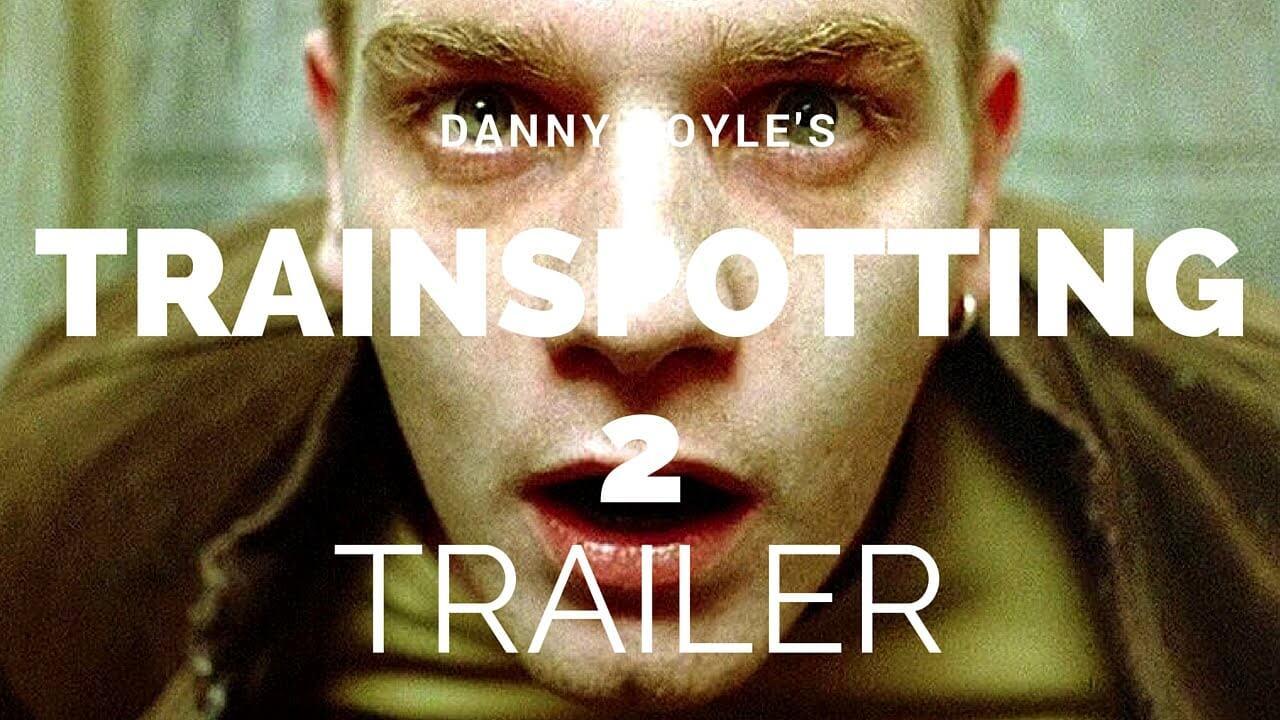 Filmstill Trainspotting, Ewan McGregor als Mark Renton