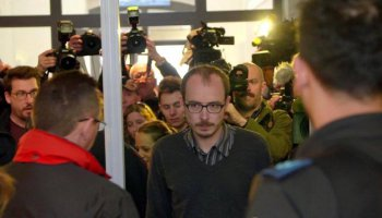Whistleblower Antoine Deltour